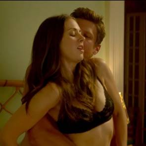 Alison Brie Nude Sex Scene In Sleeping With Other People Movie
