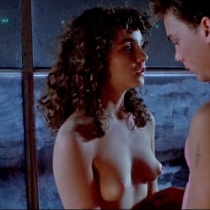Diane Franklin Nude Scene In The Last American Virgin Movie