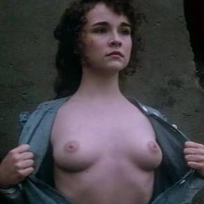 Diane Franklin Nude Scene In Second Time Lucky Movie