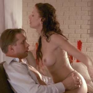 Kari Wuhrer Nude Sex Scene In Spiders Web Movie