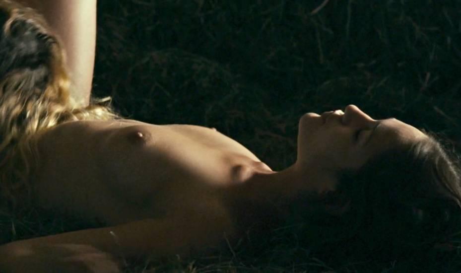 Lola Kirke And Breeda Wool Nude Sex Scene In Awol Movie