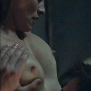 Teresa Palmer Nude Sex Scene In Berlin Syndrome Movie