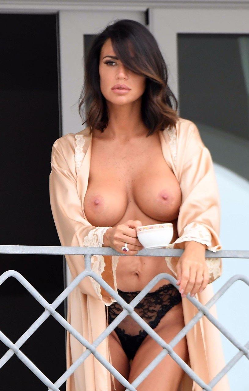 Claudia galanti nude naked porn apologise, but