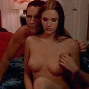 Amanda Righetti Nude Sex Scene In Angel Blade Movie