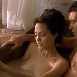 Sex scene angelina jolie — 5