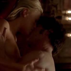 Anna Paquin Nude Sex Scene In True Blood Series