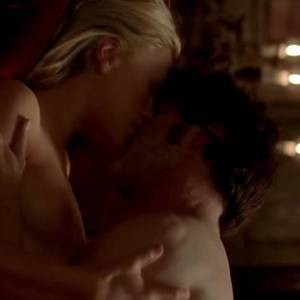 Anna Paquin Nude Sex Scene In True Blood Series