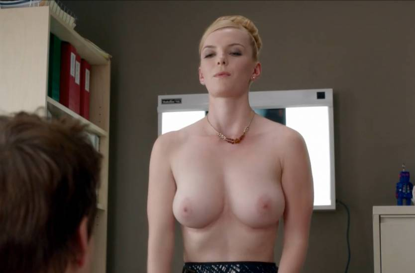 Betty monroe nude