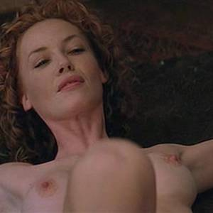 Connie Nielsen Nude Sex Scene In The Devils Advocate Movie