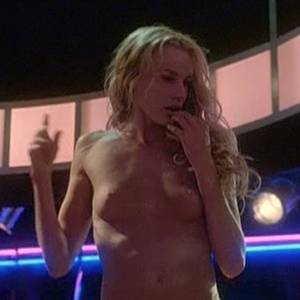 Daryl Hannah Nude Scene In Dancing At The Blue Iguana Movie