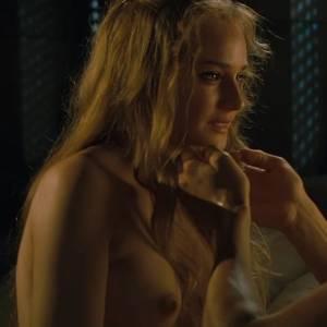 Diane Kruger Nude Scene In Troy Movie