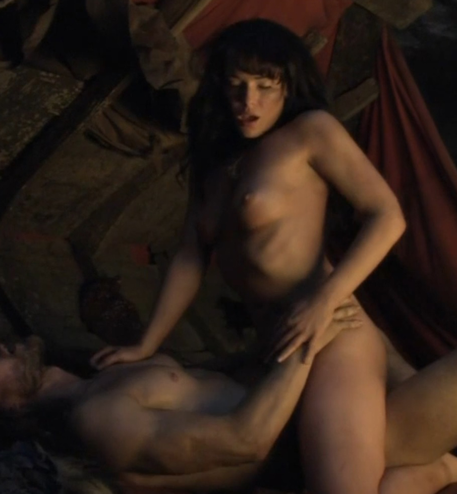 Lucy lawless juicy sex in spartacus blood and sand series - 2 part 5