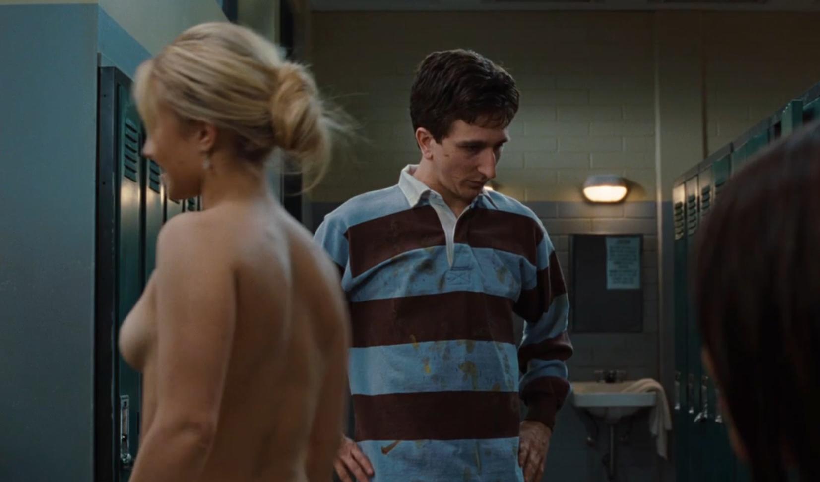 Hayden panatierre nude scene