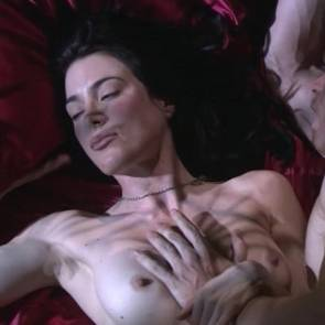Jaime Murray Nude Sex Scene In Dexter Series