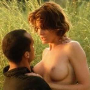 Joan Severance Nude Sex Scene In Lake Consequence Movie