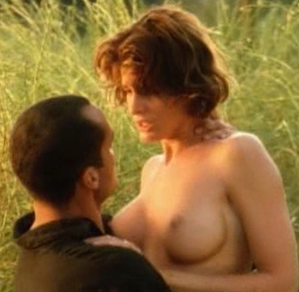 Joan Severance Sex Movies joan severance nude sex scene in lake consequence - free video