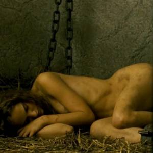 Natalie Portman Nude Scene In Goya's Ghosts Series
