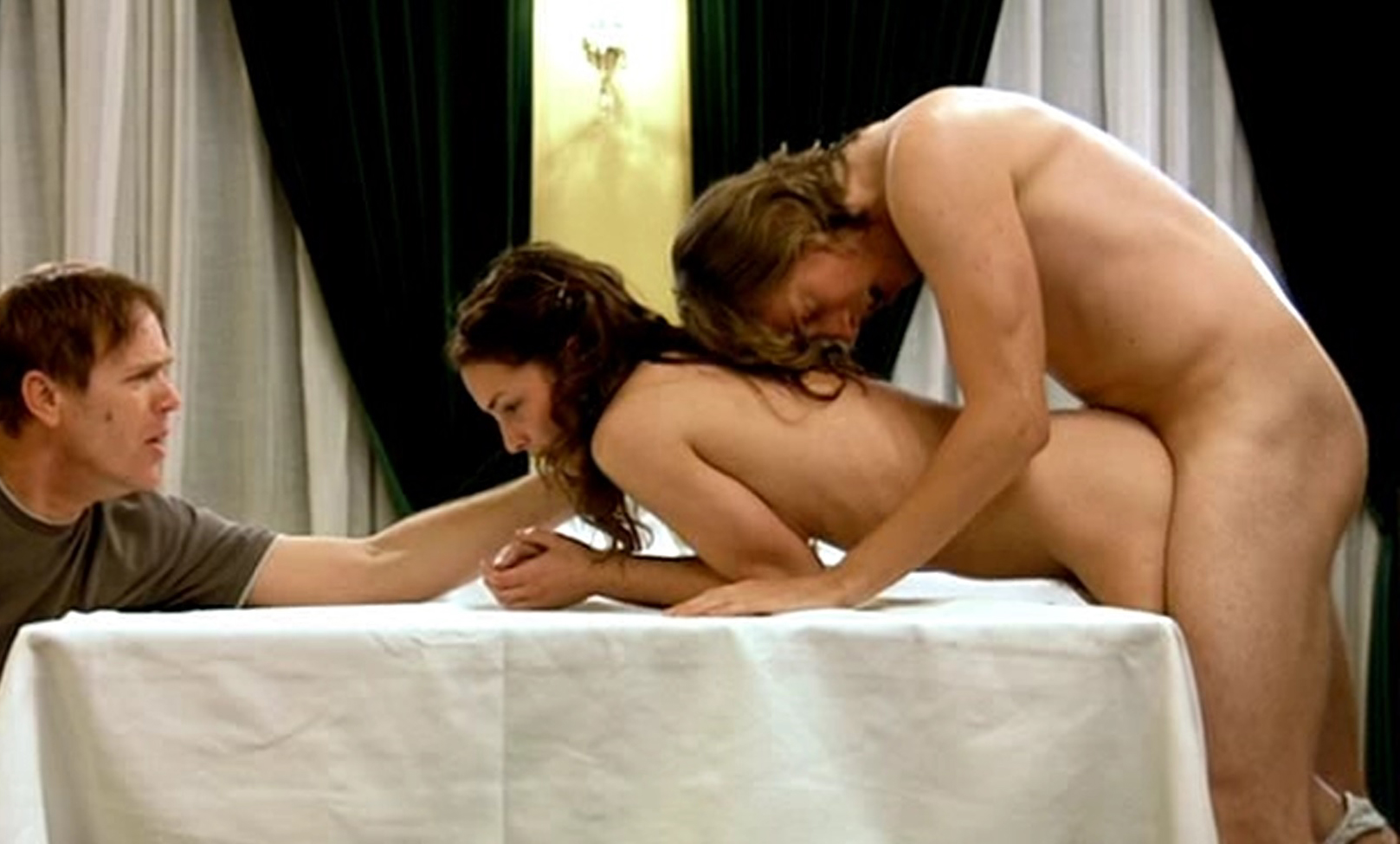 mimi rogers nude scene in full body massage movie - free video