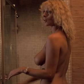 Sybil Danning Nude Scene In They are Playing With Fire Movie