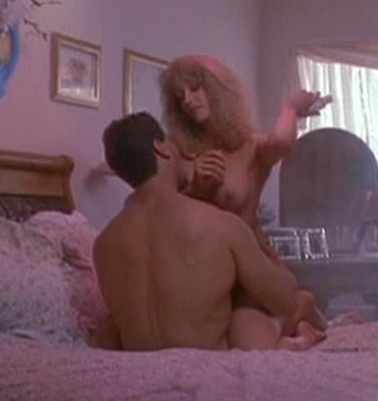 Tanya Roberts Nude Sex Scene In Almost Pregnant Movie -8813