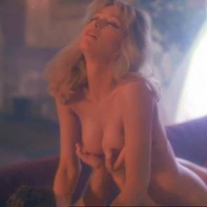 Tanya Roberts Nude Sex Scene In Inner Sanctum Movie