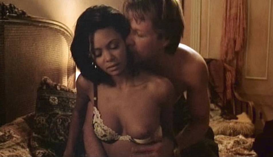 Thandie Newton Nude Sex Scene InThe Leading Man Movie