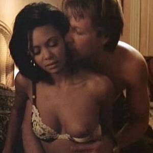 Thandie Newton Nude Sex Scene In The Leading Man Movie