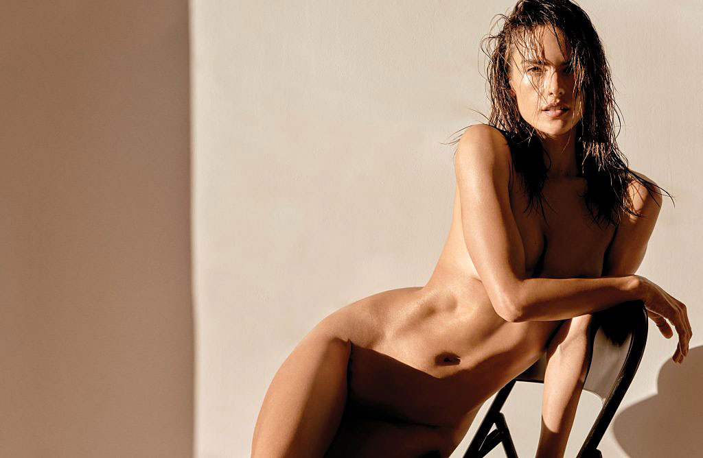 Alessandra Ambrosio Nude  Sexy Hq Pics - Scandal Planet-8526