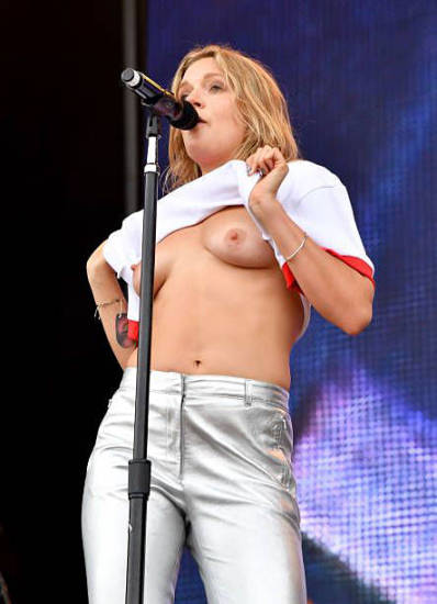 Tove Lo Nude & Topless Photos and Porn Video LEAKED 3