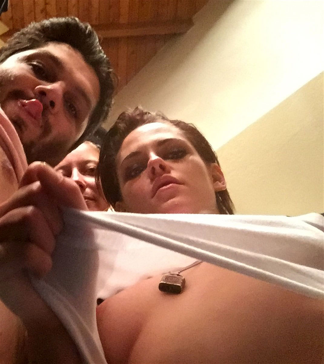 There's Naked kristen stewart nude sorry, that