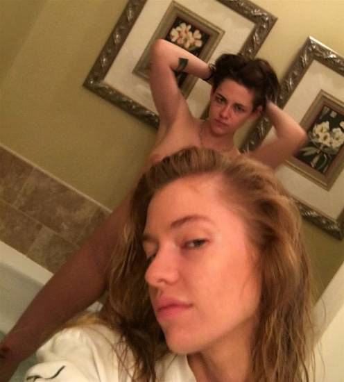 Kristen Stewart Nude Leaked Pics and Porn and Scenes 22