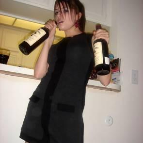Anna Kendrick drunk