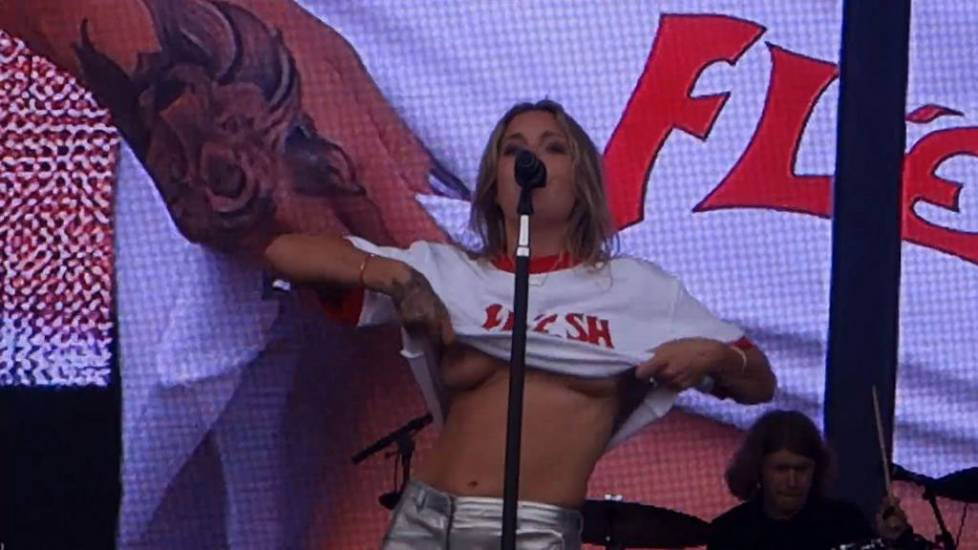 Tove Lo Nude & Topless Photos and Porn Video LEAKED 7
