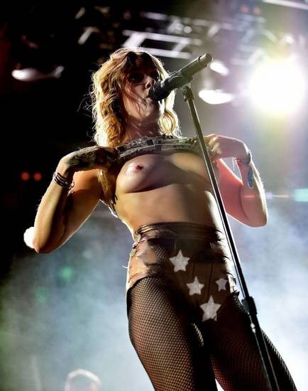 Tove Lo Nude & Topless Photos and Porn Video LEAKED 15