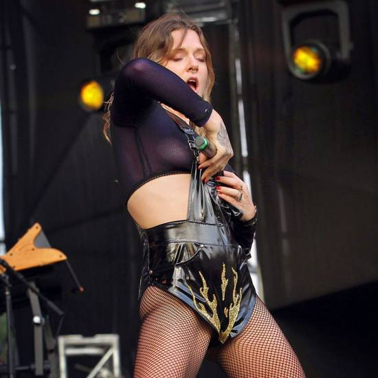 Tove Lo Nude & Topless Photos and Porn Video LEAKED 17