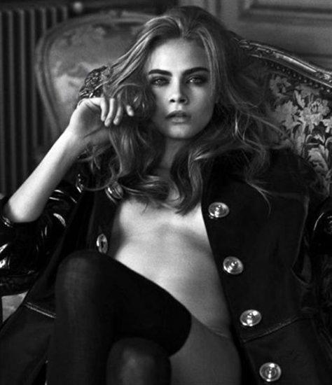 Cara Delevingne Nude LEAKED Pics & Topless Sex Scenes 44