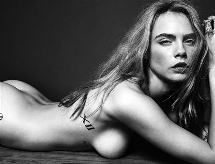Cara Delevingne Nude LEAKED Pics & Topless Sex Scenes 35