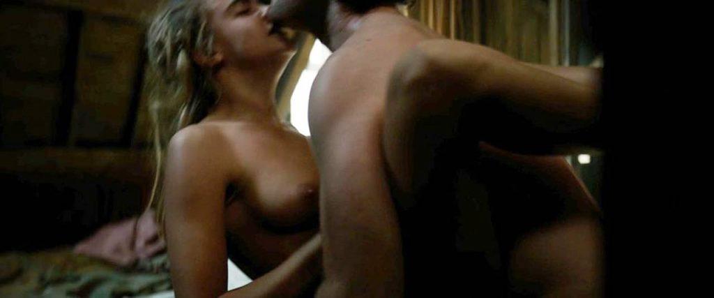 Cara Delevingne naked porn scene