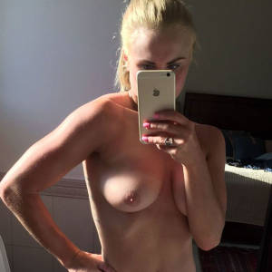 Carly Booth Leaked Nudes