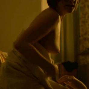 Elisabeth Moss Nude Sex Scene In Top Of The Lake Series