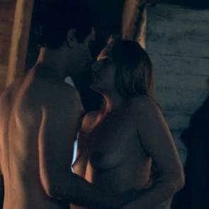 Elisabeth Moss Nude Sex Scene In The Handmaid's Tale Series