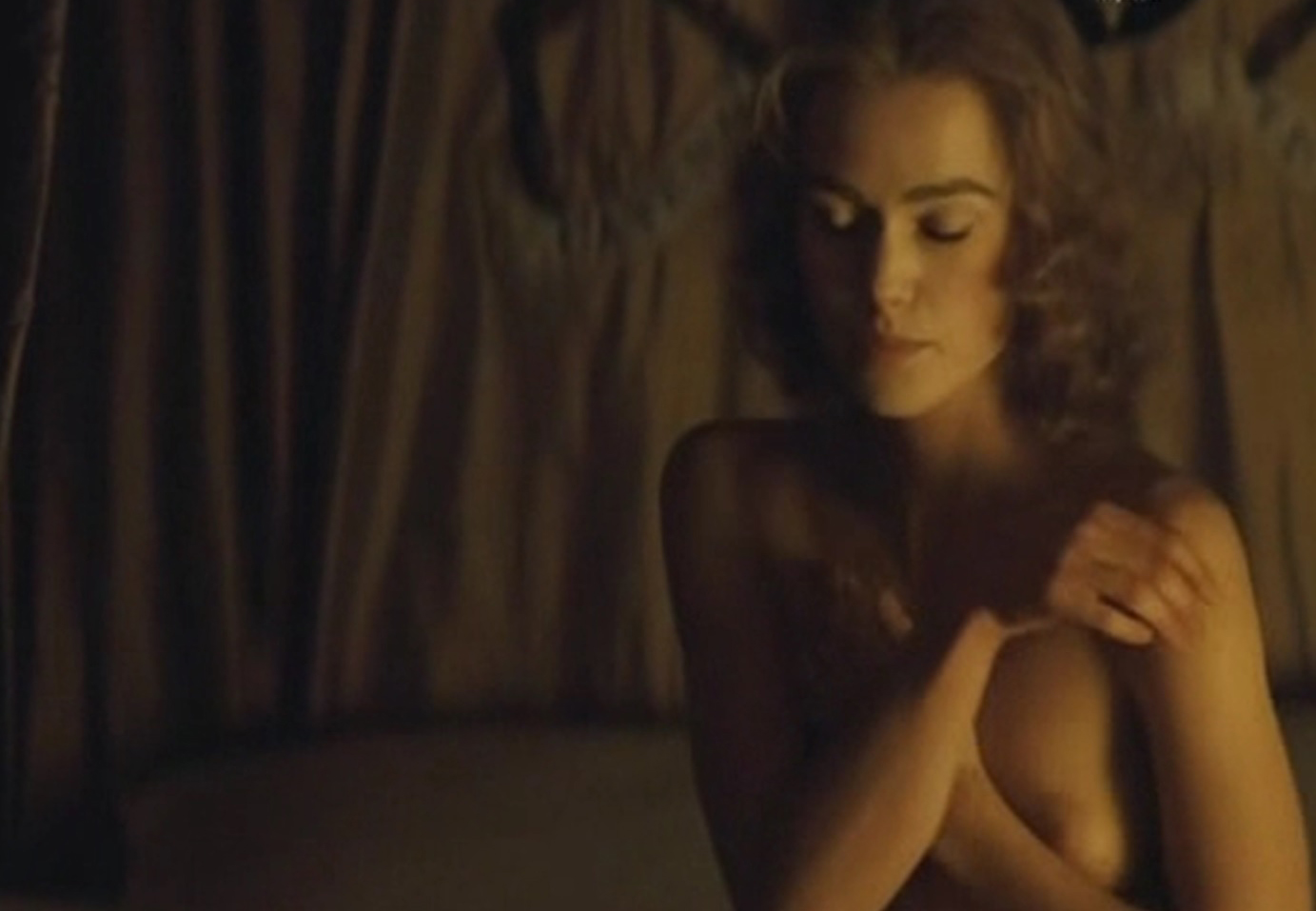 Keira knightley real sex tape