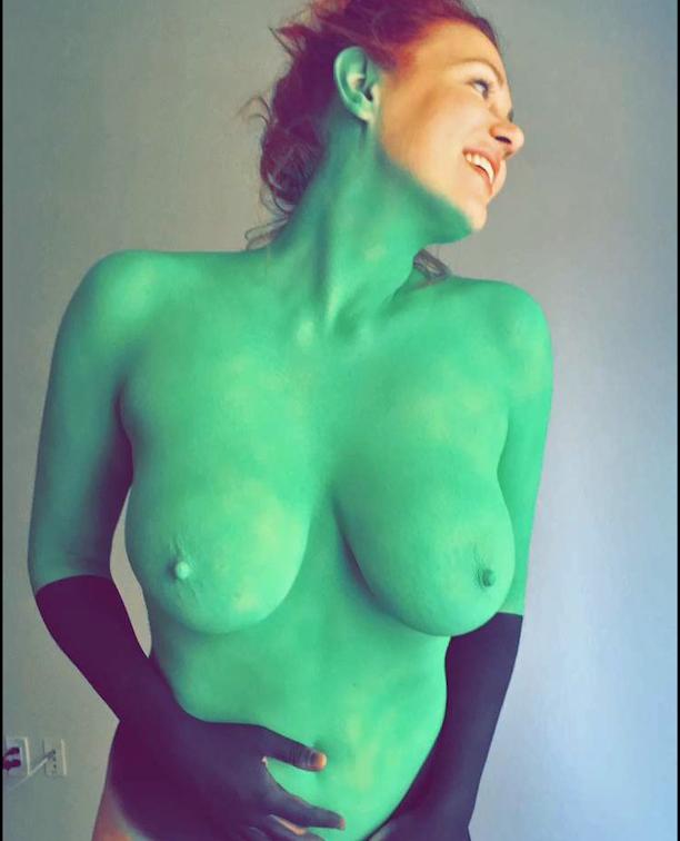 Maitland Ward Nude Scene In Snapchat Story - Gamora - Free Video-6359