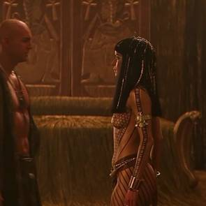 Patricia Velasquez Nude Scene InThe Mummy Movie