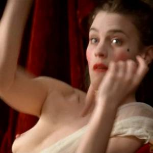 Robin Wright Nude Scene In Moll Flanders Movie