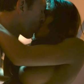 Rosario Dawson Nude Sex Scene In Trance Movie