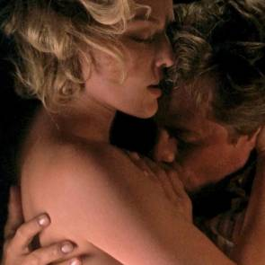 Virginia Madsen Nude Sex Scene In The Hot Spot Movie