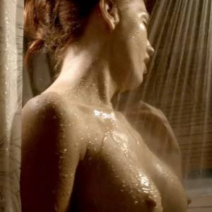 Willa Ford Nude Boobs And Hairy Bush In Magic City Series