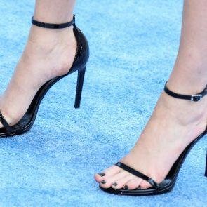 Cara Delevingne feet high heels