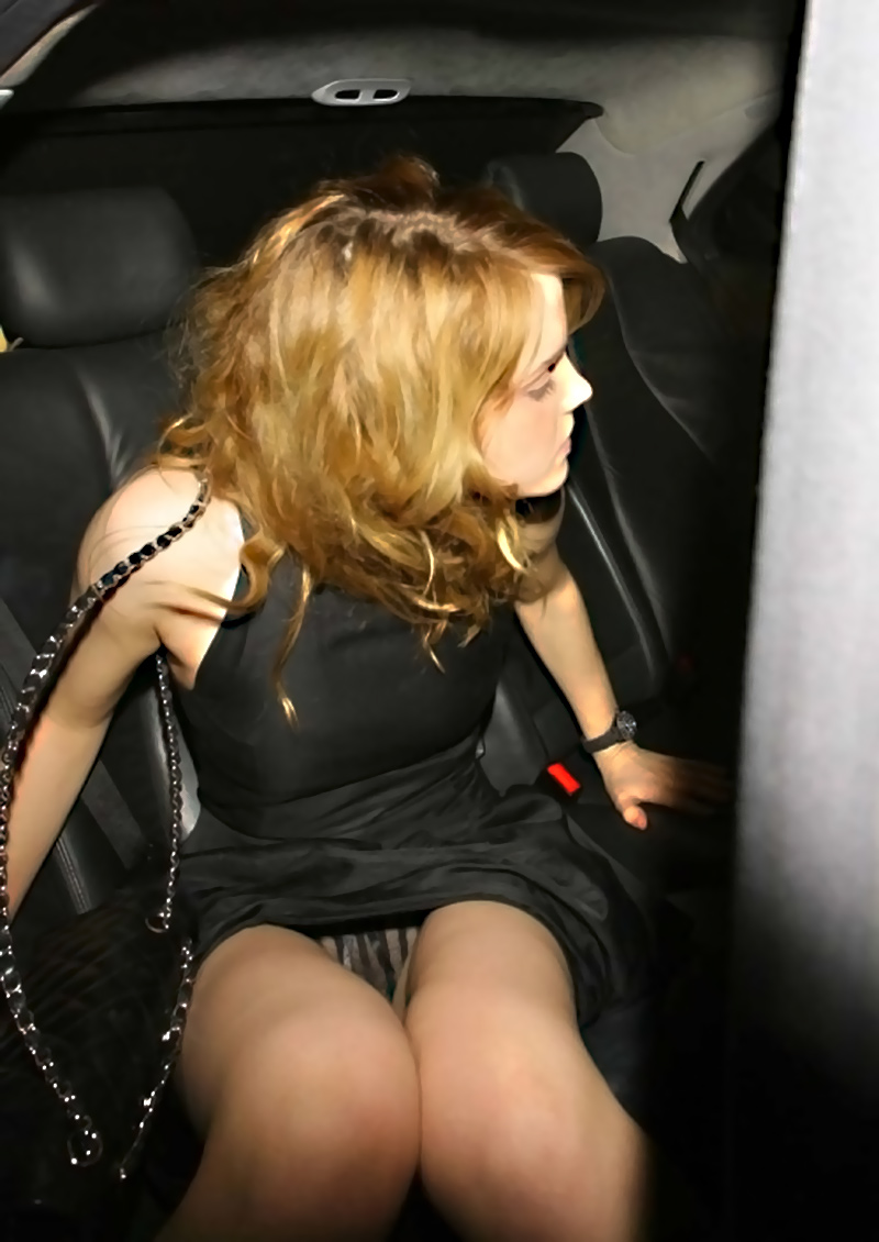 Emma watson harry potter upskirt for